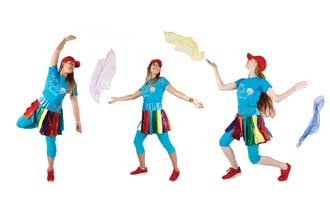 childrens party entertainers