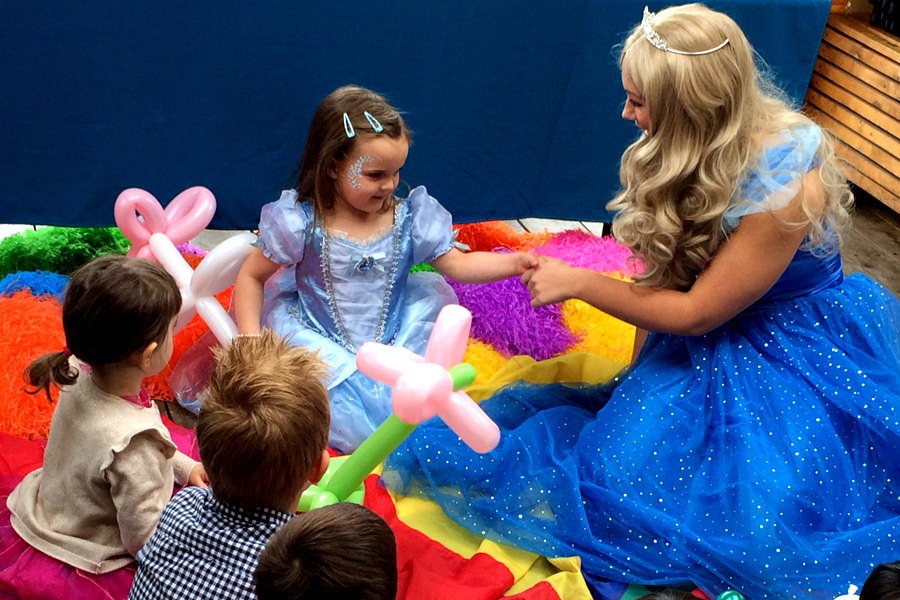 Childrens Party Entertainers London Cambridge