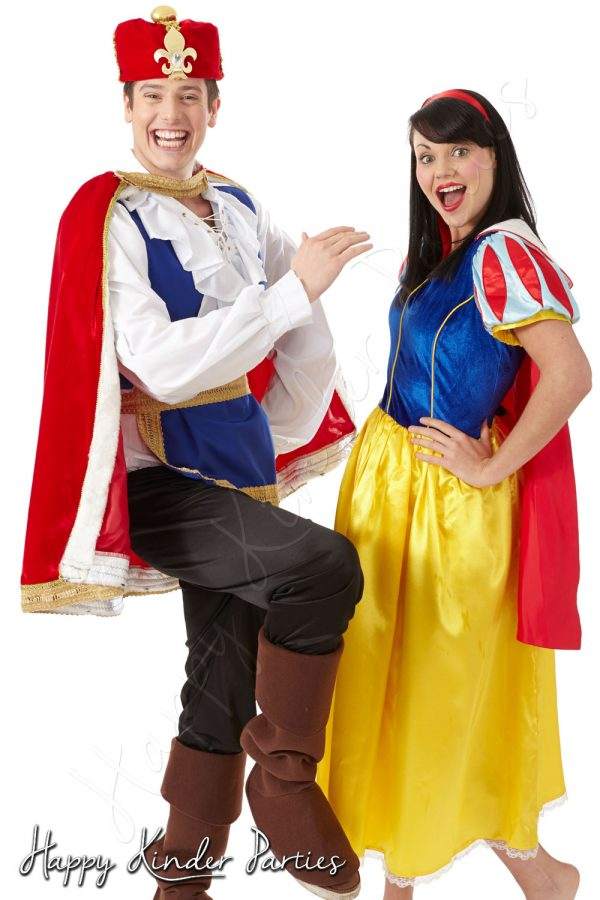 Sleeping Beauty Childrens Party Entertainer Costume