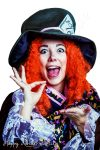 Mad Hatter Childrens Party Entertainer Costume
