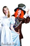 Alice Childrens Party Entertainer Costume