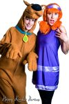 Scooby Doo Childrens Party Entertainer Costume
