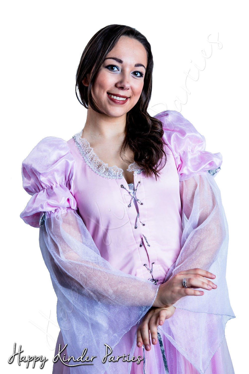 Princess Aurora Childrens Party Entertainer Costume