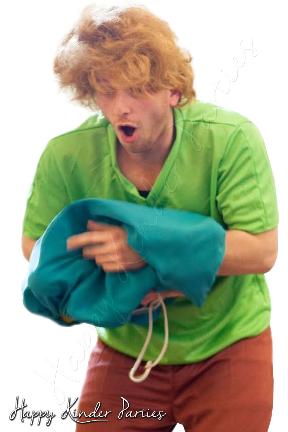 Scooby Doo - Shaggy Childrens Party Entertainer Costume