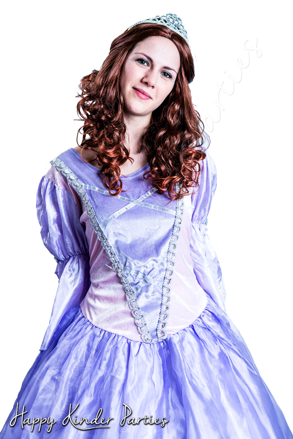 Sofia the First Childrens Party Entertainer Costume