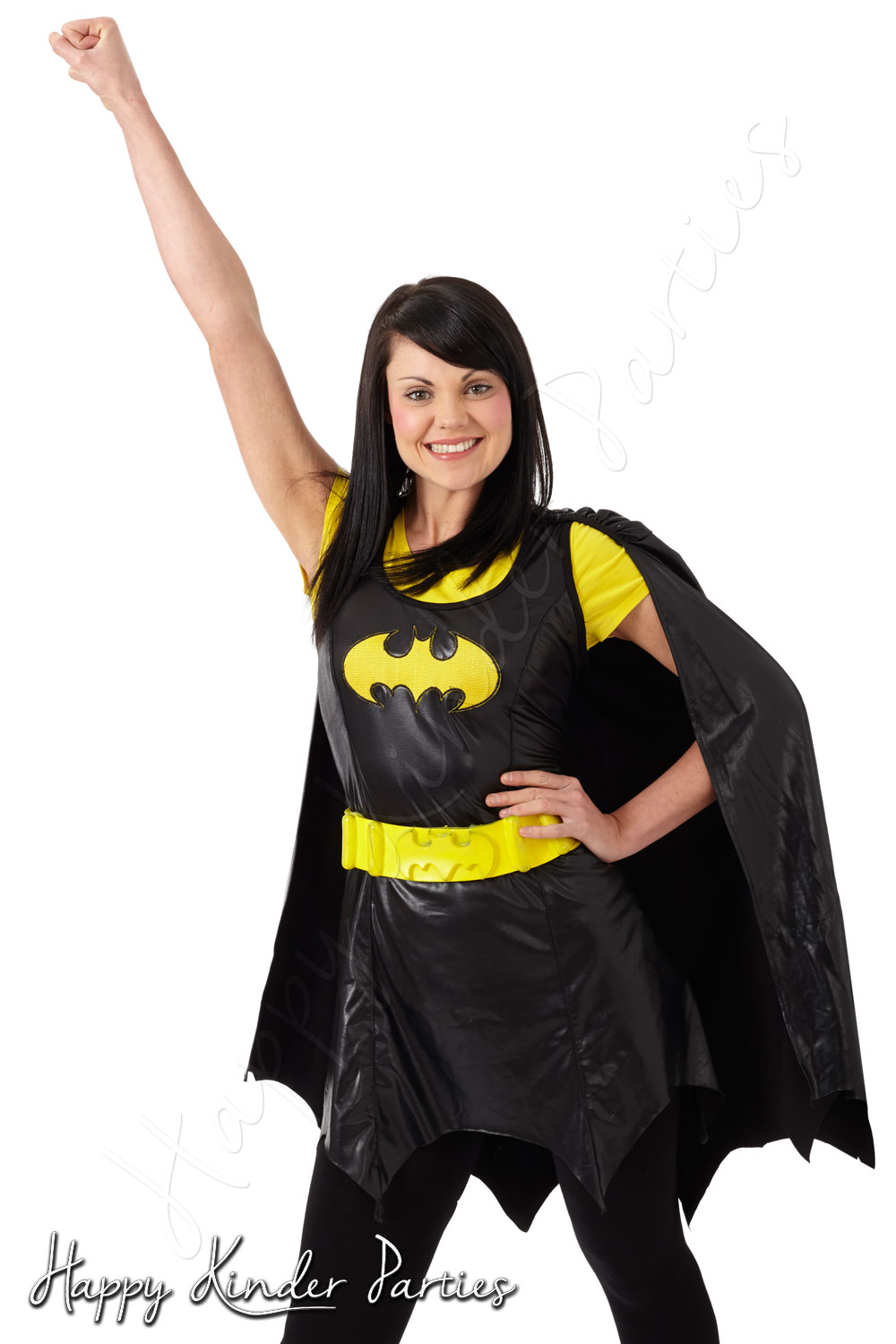 Batgirl Childrens Party Entertainer Costume