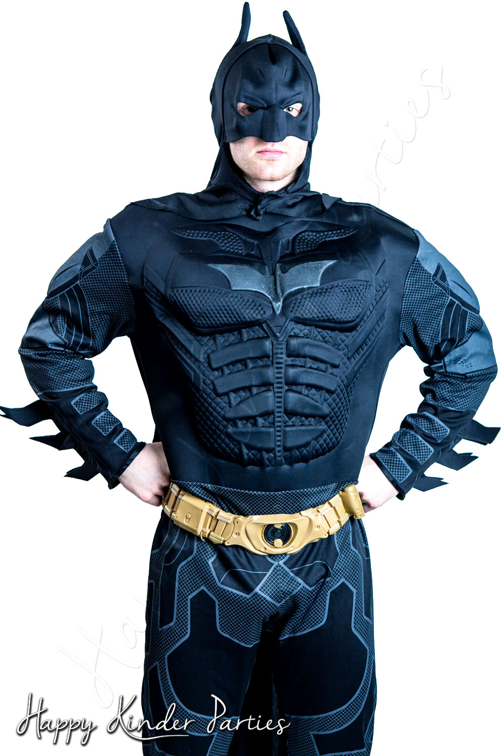 Batman Childrens Party Entertainer Costume
