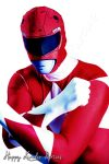 Power Ranger Childrens Party Entertainer Costume