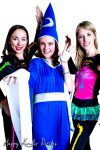 Wizard Trio Childrens Party Entertainer Costume
