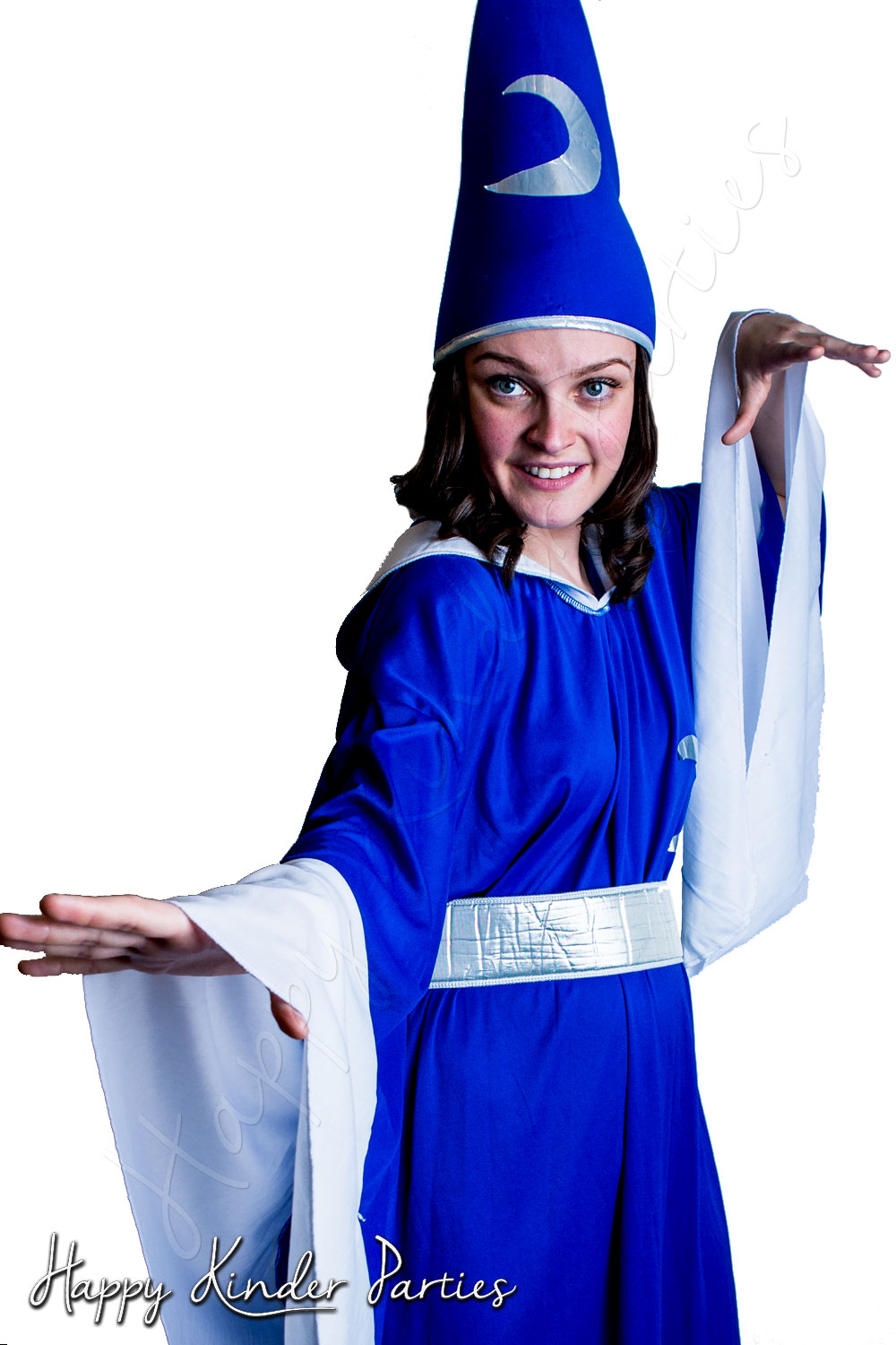 Wizard Childrens Party Entertainer Costume