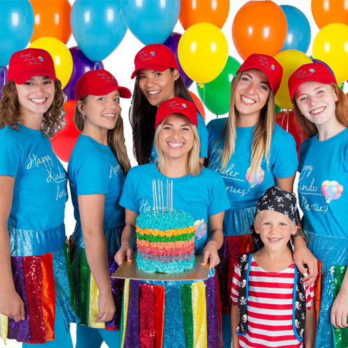 Childrens Party Entertainers Kids Birthday Parties
